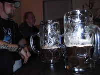 Biercheater Biertrinkerei Ruhrpott Party Feb. 2009